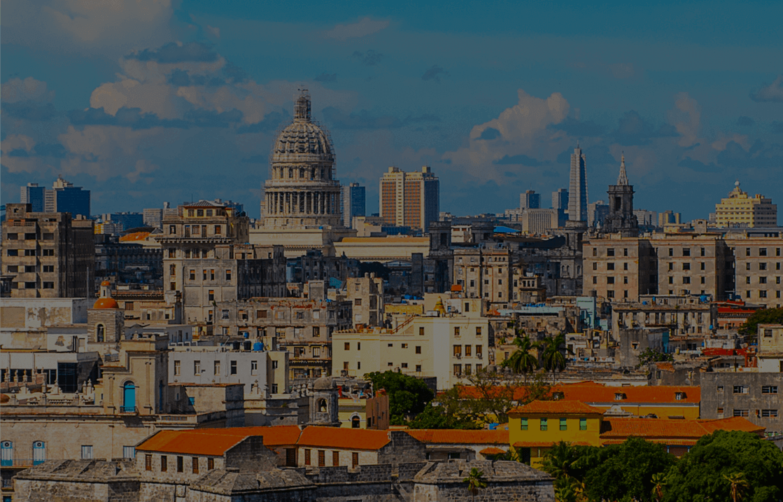 Cuba - La Havana view