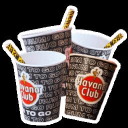 4 tazas