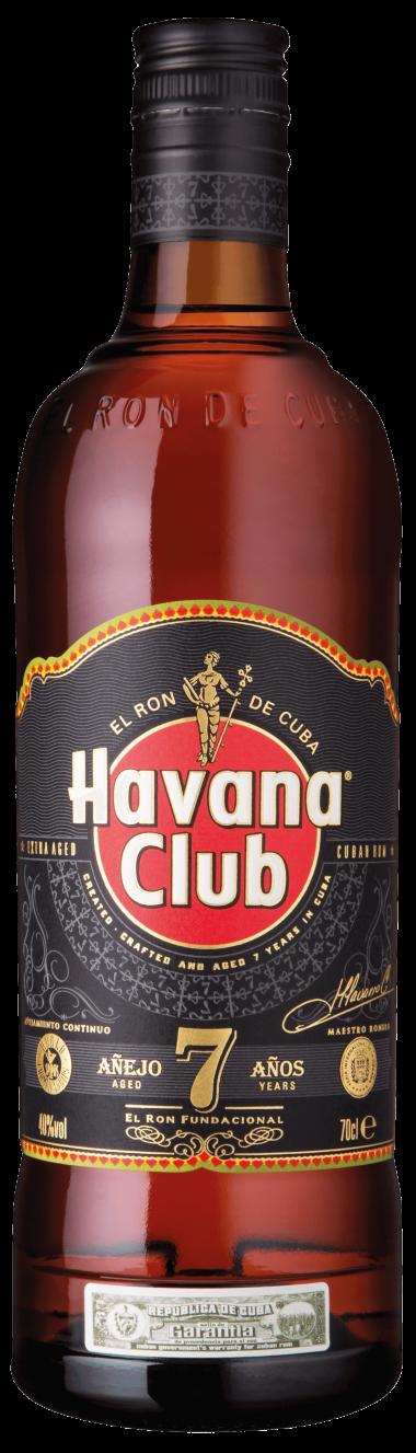 Havanna Club 7 Jahre brauner Rum
