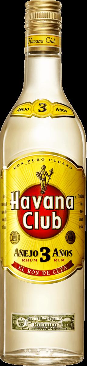 Havanna klub 3 jahre weiß