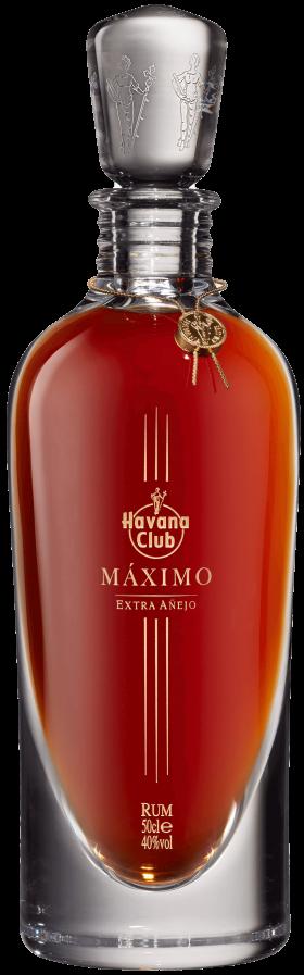 Havana Club Maximo Packshot