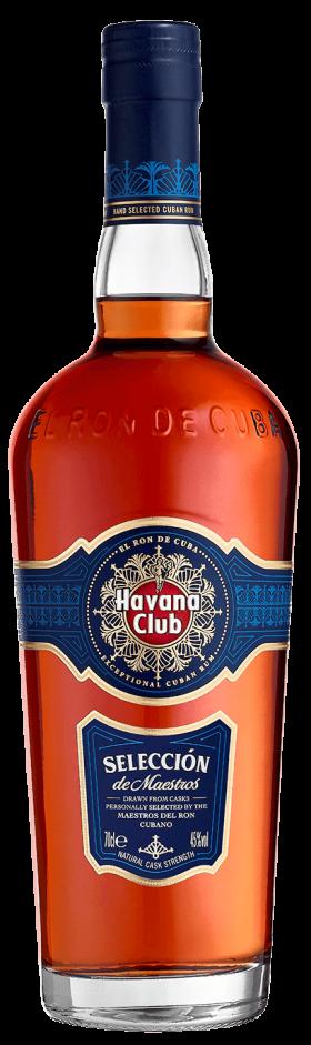 Havana Club Seleccion de Maestros Packshot